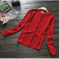 Wholesale Female Long Sleeve Shirts from china suppliers