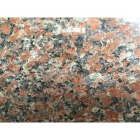 Wholesale G562 Maple Red Natural Stone Granite Kitchen Island table countertop from china suppliers