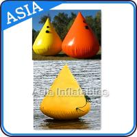 Wholesale Inflatable Paintball Bunker Inflatable Buoys 0.90mm PVC Tarpaulin from china suppliers