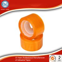 Wholesale Durable Viscosity BOPP Packaging Tape Smooth No Discoloration from china suppliers