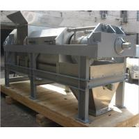 Wholesale ALLOY KNIFE Dewatering Screw Press for Poultry Manure Dewatering BMD2000 from china suppliers