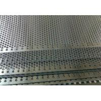Wholesale Standard  UNS stainless steel perforated sheets square hole CE,TUV certificate from china suppliers