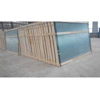 Wholesale 19mm colorless float glass from china suppliers