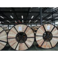 Wholesale Lightweight ACSR Aluminium Conductor Steel Reinforced Cable With Wooden Drums Packing from china suppliers