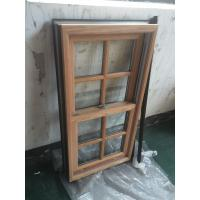Wholesale Powder Coating / Wooden Grain Aluminium Window Profiles GB / T6892-2006 from china suppliers