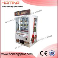 Wholesale 100% Japan Original Versiongame machine axe master prize vending game machine(hui@hominggame.com) from china suppliers