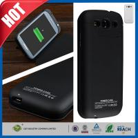 Wholesale 3200mAh Extended Pack Cell Phone Battery Case Leather Flip Cover For Galaxy S3 i9300 from china suppliers