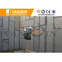 Wholesale nonmetal anti-seismic eps sandwich wall panels for prefab house from china suppliers