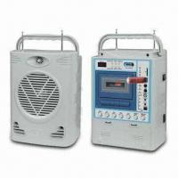 Wholesale PA Systems with FM/USB/SD Port and Two Wireless Microphones from china suppliers