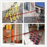 Wholesale best quality flexible ladder,Best quality Fiberglass Insulation ladder from china suppliers