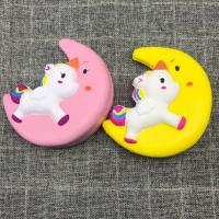Buy cheap Squishy Toys Cute Moon Unicorn Scented Cream Slow Rising Squeeze Decompression Toys from wholesalers
