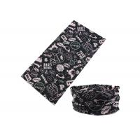 Wholesale High Elastic Kids Tube Head Scarf ,  Sun Protection Neck Gaiters 100% Microfiber Polyester from china suppliers