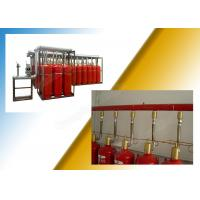 Quality Enclosed Flooding FM200 Fire Suppression System For Multiple Rooms Control for sale