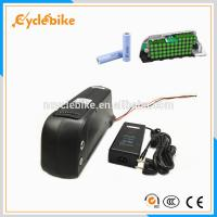 Wholesale 500watt 36v Electric Bike Lithium Battery Pack For Electric Bike , No Memory Effects from china suppliers