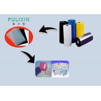 Wholesale Custom Printing Matte PE Plastic Sheet Material , Clear Plastic Film PS Sheet Roll from china suppliers