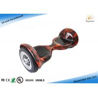 Wholesale CE FCC ROSH Approved 10 inch Graffiti Self Balancing Electric Scooter from china suppliers