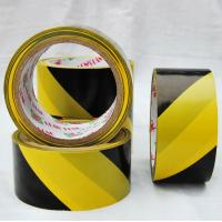 Wholesale strong adhesive PVC Warning Tape , moisture proof detectable warning tape from china suppliers
