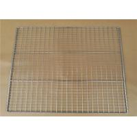 Wholesale Stainless Steel Wire Mesh Tray With Welded Type Used For Put Something from china suppliers