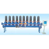 Buy cheap Disc Industrial Water Filters for Municipal Water Supply System from wholesalers