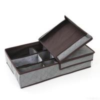 Wholesale Bamboo Charcoal Two-covers Multi-functioned Underwear Case from china suppliers