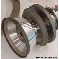 Wholesale Hybrid Diamond/CBN Grinding Wheel  julia@moresuperhard.com from china suppliers