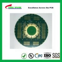 Wholesale Designing Pcb Boards Custom Circuit Board 18L 4.5MM 8MIL IMMERSION GOLD from china suppliers