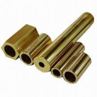 Wholesale Brass Tubes for Oil-cooler, Thickness of 0.5 to 3.5mm, Length from 1 to 14m from china suppliers