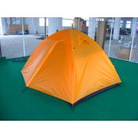 Wholesale double-layer  waterproof camping tent for 1-2 person dome tent igloo tent from china suppliers