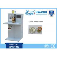 Wholesale HWASHI Capacitor Discharge Lithium Battery Double Table Pulse  Spot Welding Machine from china suppliers