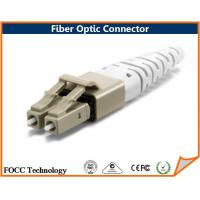Wholesale Network Singlemode Fiber Optic LC Connector For Dual Cable and Zip Cord Terminated from china suppliers