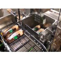 Wholesale Medicaments / Medicines Case Packer Machine Full Automated High Speed from china suppliers
