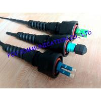 Wholesale ODVA - MPO ODVA - LC ODVA - SC Fiber Patch Cables For FTTA , IP67 Rated from china suppliers