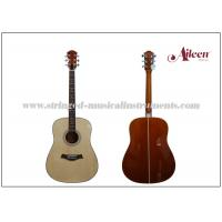 "Quality 40"" Best OEM Spruce plywood top , Rosewood fingerboard & bridge Acoustic Guitar ( AFG10 ) for sale"