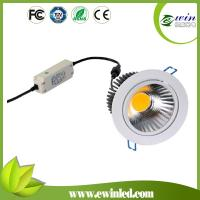 Wholesale 15W Epistar COB Dimmable LED Downlight ,LED Ceiling Light (EW-DL-15W-COB) from china suppliers