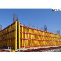 High Efficient Wall Formwork System Green Formwork System OEM / ODM Available