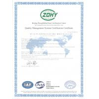 Wuxi Huadong Industrial Electrical Furnace Co.,Ltd. Certifications