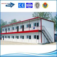 Wholesale Light steel structure home building construction prefabricated house from china suppliers