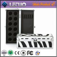 Wholesale LT-MC0501 Zebra Nail Art Case makeup beauty cosmetic cosmetic case and box from china suppliers
