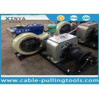 Wholesale 3 Ton Hoist diesel engine winch for Erection Towers During Transmission Line from china suppliers