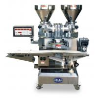 Independent Encrusting Machines for Fish Balls , Pastry Filler Machine