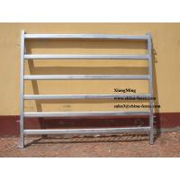 Quality 1.8x2.1m galvanized cattle panel corral panels cattle gates livestock panels for sale