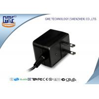 Wholesale Black CE/GS EU Plug 3-10w Ac Dc Switching Power Supply With 1.5m DC Cable from china suppliers