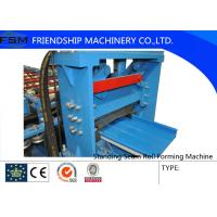 Wholesale High Frequency Standing Seam Roll Forming Machine With PLC System from china suppliers