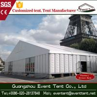 Wholesale Customized Event / Exhibition Large Outdoor Tent 20x50 Tent With ABS Hard Walls from china suppliers