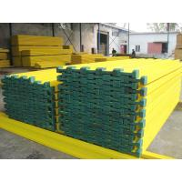 Wholesale 200mm height Custom spruce wood H20 Timber Beam for formwork system from china suppliers
