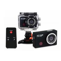 Wholesale Infrared Remote Control WIFI Full HD Action Camera with Rechargeable Battery 1000mah from china suppliers