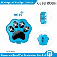 Buy cheap IP66 waterproof pet device made in china gps tracker manufacturer with wifi anti-lost from wholesalers
