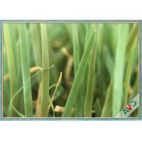 Quality Indoor / Outdoor Decoration Artificial Grass For Balcony CE SGS Approved for sale