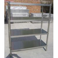 Wholesale Knock Down Stainless Steel Rack Shelving For Restaurant Kitchen Shelving Rack Rustless from china suppliers