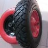 Buy cheap Lauching Trolley Wheel Flat Free PU Foam Wheel 16